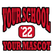 Lincoln County High School Full-Color Shirt Designs School Killer App-2781